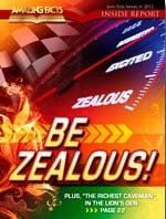 Be Zealous!