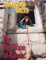 Red Rope of Rahab