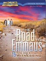 The Road to Emmaus: 15 Tips for Effective Witnessing