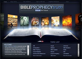 Learn more about Bible Prophecy!