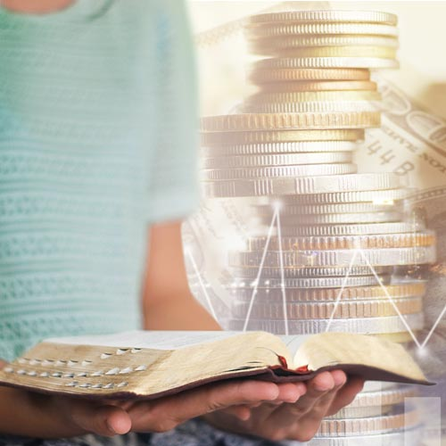 10 Bible Verses about Money and Finances