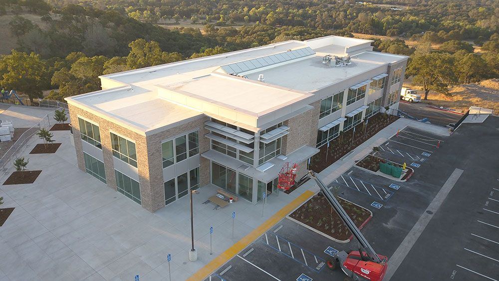 New Amazing Facts Headquarters Photo