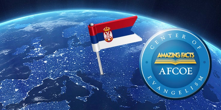 AFCOE to Go: Impacting Eastern Europe for Christ