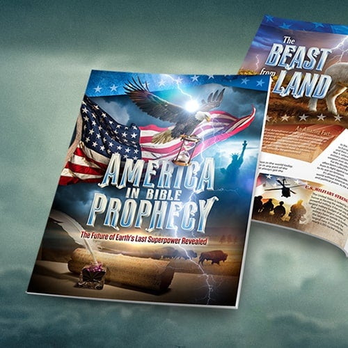 The USA is facing unprecedented and surprising tribulation—but a new and bestselling ...