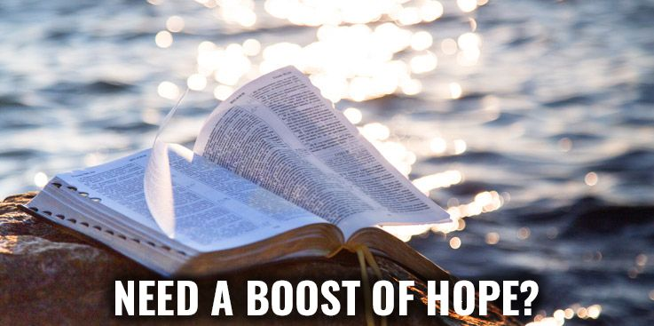 Hope and Promises of God in the Bible