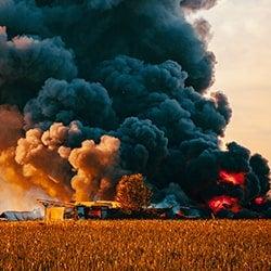 Canada's Faithful Rocked by Church Burnings
