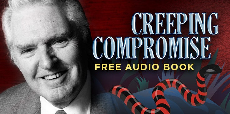 Creeping Compromise Audiobook Now Online