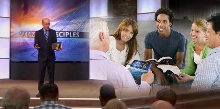 Preparing Amazing Disciples