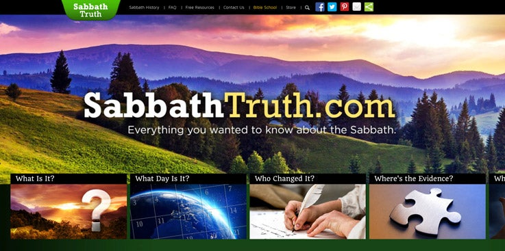 Announcing the NEW SabbathTruth.com!