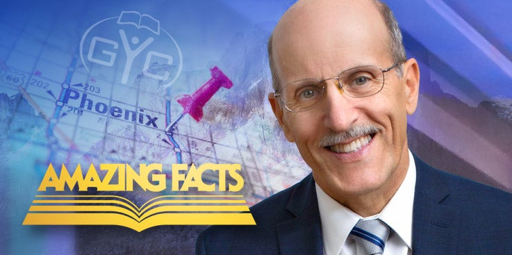 Say Hello to Amazing Facts at GYC!