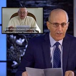Watch Pastor Doug's Viral Video Analyzing Pope's Latest Message