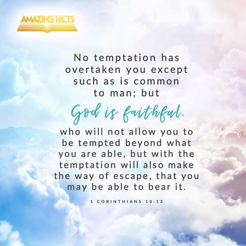 Bible Verse of the Day | Amazing Facts