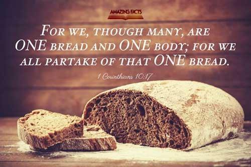 1 Corinthians 10:17