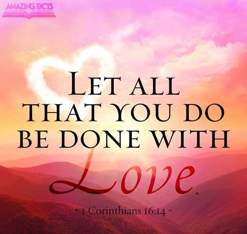 Scripture Pictures from the Book of 1st Corinthians | Amazing Facts