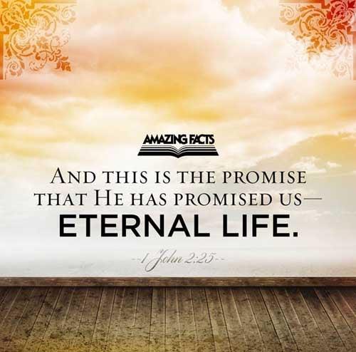 1 John 2:25