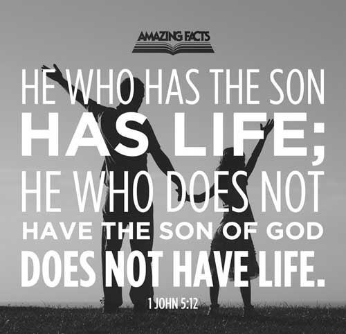 1 John 5:12