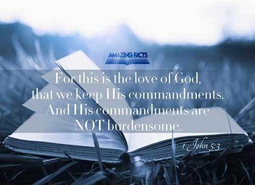 1 John 5:3