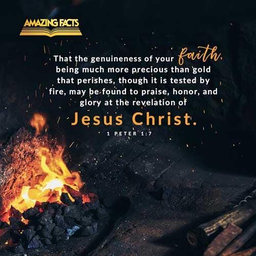 1 Peter 1:7