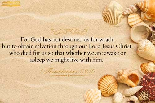 1 Thessalonians 5:9-10
