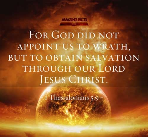 1 Thessalonians 5:9
