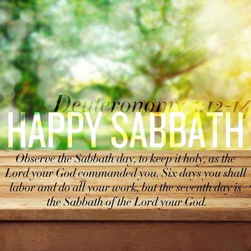 "Christ, during His earthly ministry, emphasized the binding claims of the Sabbath; in all His teaching He showed reverence for the institution He Himself had given. In His days the Sabbath had become so perverted that its observance reflected the character of selfish and arbitrary men rather than the character of God. Christ set aside the false teaching by which those who claimed to know God had misrepresented Him. Although followed with merciless hostility by the rabbis, He did not even appear to conform to their requirements, but went straight forward keeping the Sabbath according to the law of God.  In unmistakable language He testified to His regard for the law .... ""Think not that I am come to destroy the law, or the prophets,"" He said; ""I am not come to destroy, but to fulfill. For verily I say unto you, Till heaven and earth pass, one jot or one tittle shall in no wise pass from the law, till all be fulfilled. Whosoever therefore shall break one of these least commandments, and shall teach men so, he shall be called the least in the kingdom of heaven: but whosoever shall do and teach them, the same shall be called great in the kingdom of heaven."" Matthew 5:17-19."