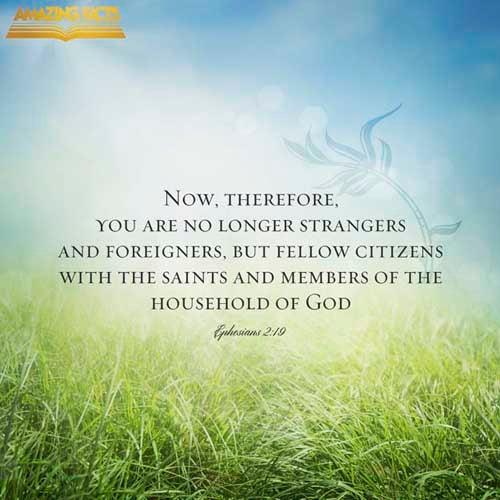 Ephesians 2:19
