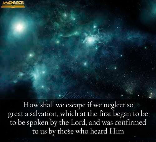 Hebrews 2:3
