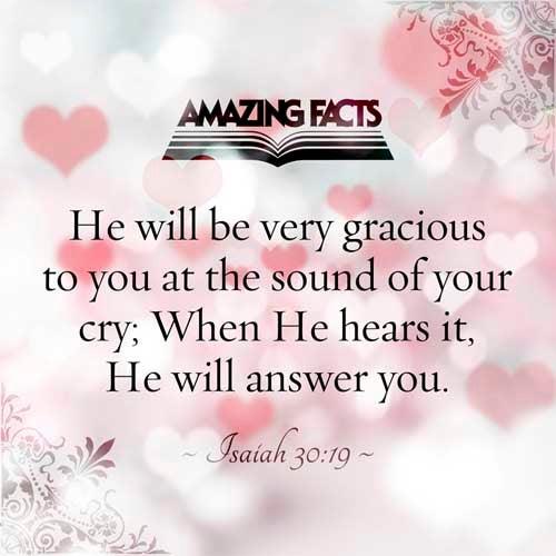 Isaiah 30:19