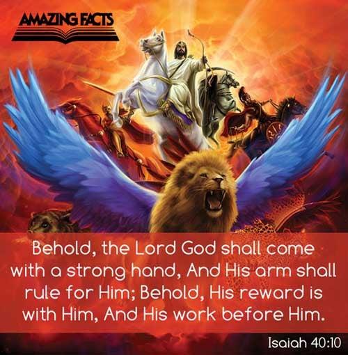 Isaiah 40:10