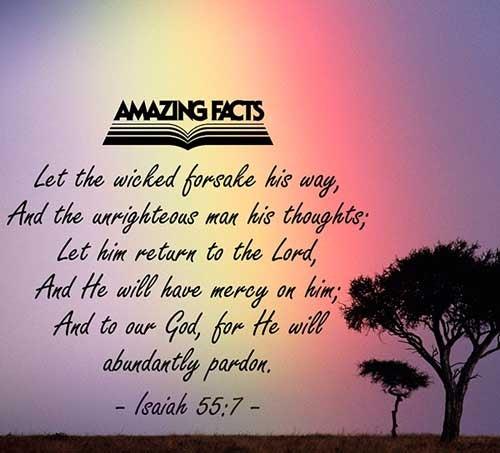 Isaiah 55:7
