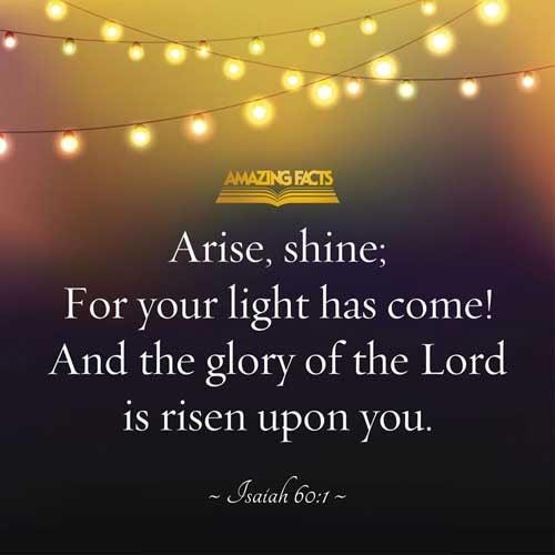 Isaiah 60:1