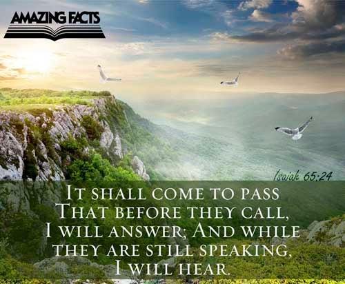 Isaiah 65:24