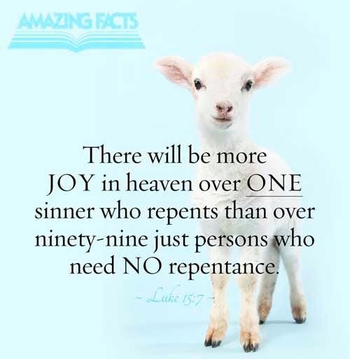 Luke 15:7