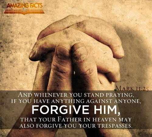 Mark 11:25