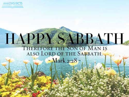 Therefore the Son of man is Lord also of the sabbath. 