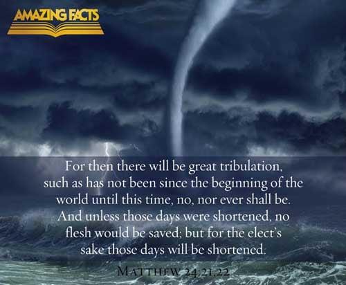 Matthew 24:21-22