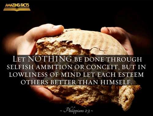 Philippians 2:3
