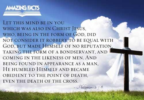 Philippians 2:5-8