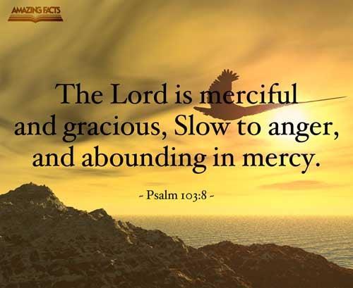 Psalms 103:8