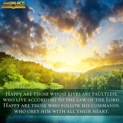 Psalms 119:1-2