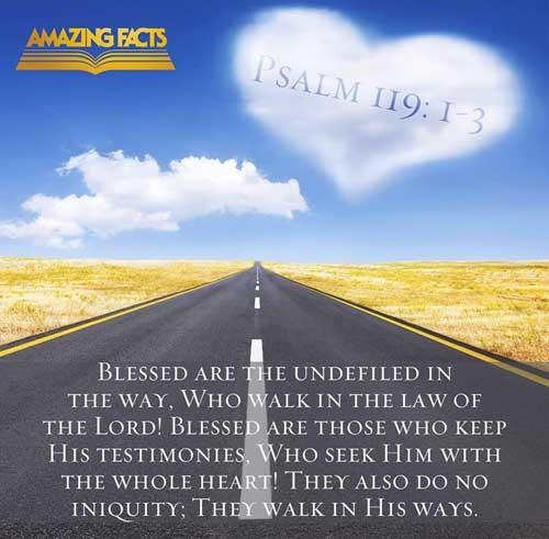 Psalms 119:1-3