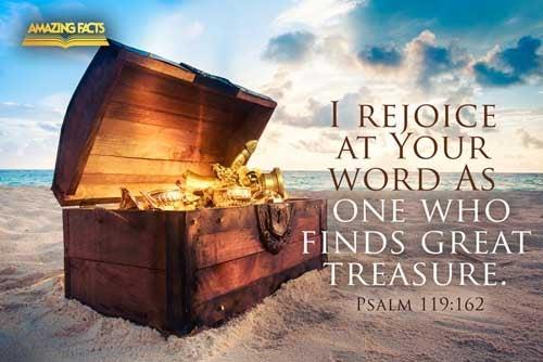 Psalms 119:162