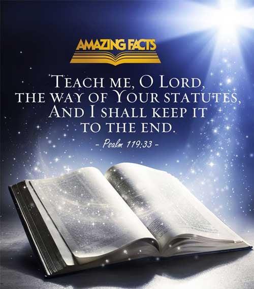 Psalms 119:33