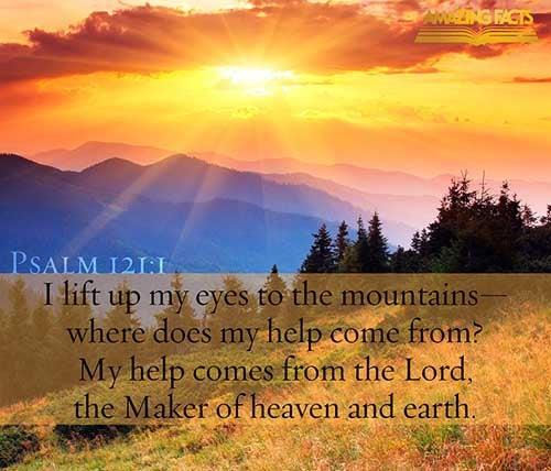 Psalms 121:1
