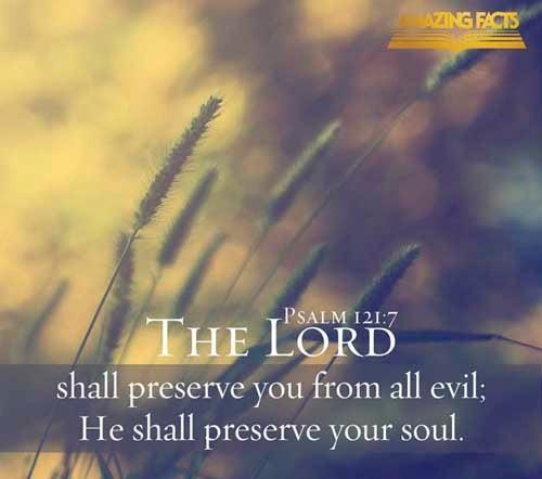 Psalms 121:7