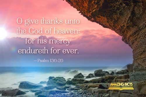 Psalms 136:26