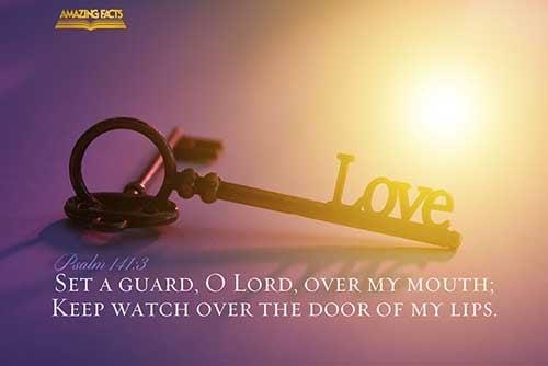 Psalms 141:3