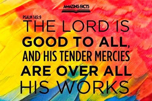 Psalms 145:9
