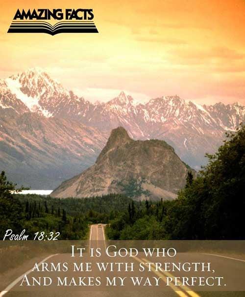 Psalms 18:32