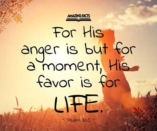 Psalms 30:5